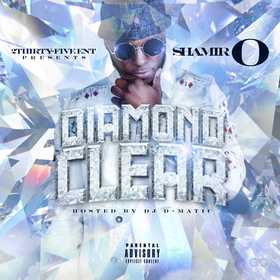 Diamond Clear Shamir O front cover