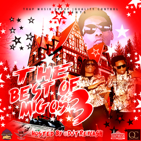 The Best Of Migos 3 Dj Trey Cash front cover