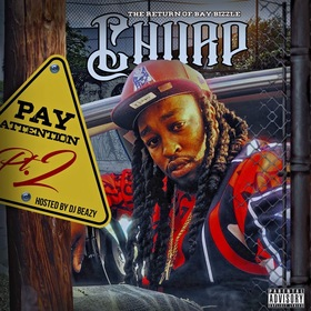 Pay Attention 2 Churp front cover