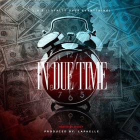 In Due Time Izzy front cover