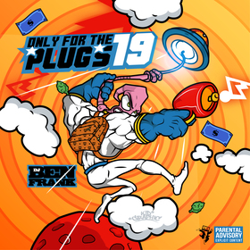 Only For The Plugs 19 DJ Ben Frank front cover