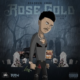 Rose Gold RoadRun C Moe front cover