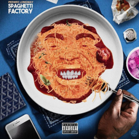 Spaghetti Factory PeeWee Longway front cover