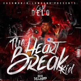 The HeartBreak Kid Delo front cover