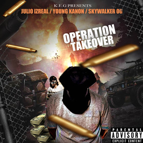 Operation Takeover Young Kanon front cover