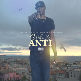 Anti-Who Is Anti DJ Infamous front cover
