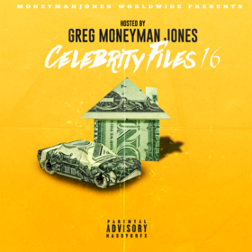 celebrity files 16 Greg 'MoneyMan' Jones front cover