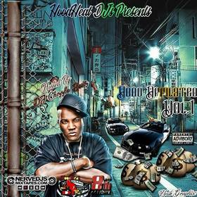 Hood Affiliate Vol.1 DJ Chizzle Beatz front cover
