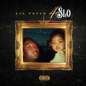 4Slo Lil Tevin front cover