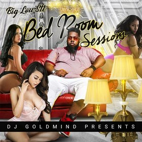 Bed Room Sessions BIG LOU STL front cover