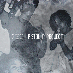 Pistol P Project G Herbo front cover