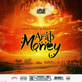 ARAB MONEY Arab Fred & Arab Matt front cover