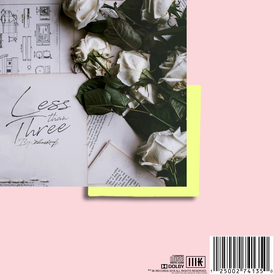 Less Than Three Three King$ front cover