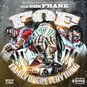 Family Over Everything HLB Ben Frank front cover
