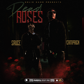 Dead Roses Sauce front cover