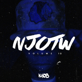 NJOTW..Vol 10 DjMoB front cover