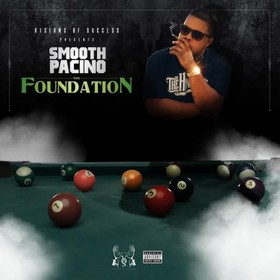 The Foundation Smooth Pacino front cover