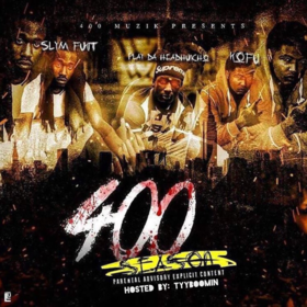 400 - 400 Season TyyBoomin front cover