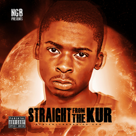 Straight From The Kur Kur front cover
