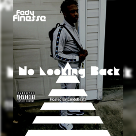 Fedy Baby - No Looking Back LandoBeatz front cover
