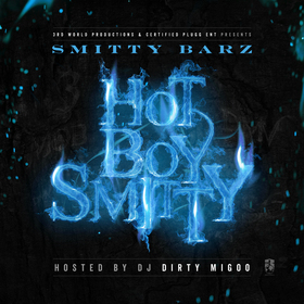 Hot Boy Smitty Smitty Barz front cover
