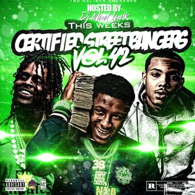 This Week's Certified Street Bangers Vol. 42 DJ Mad Lurk front cover
