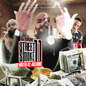 Street Smoke 11 The Mayor Of The Streets front cover