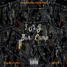 SMG Bandcamp Young Rich Tre Dinero front cover