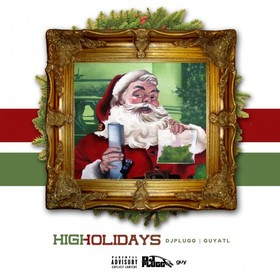 High Holidays DJ Plugg front cover