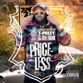 Priceless T-Peezy front cover