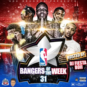 Bangers Of The Week 31 DJ Fiestaboii front cover