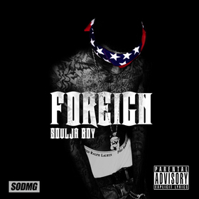 Foreign Soulja Boy front cover