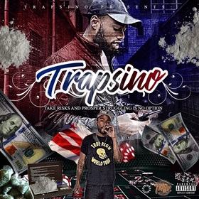 Take Risk And Prosper Struggling Is No Option Trapsino front cover