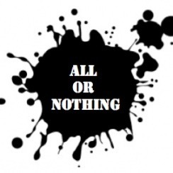 All OR Nothing Lucky front cover