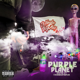Purple Planet Dj Nneka The Plug front cover