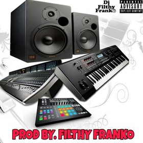 Prod By Filthy Franko Filthy Franko front cover