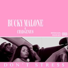 Dont Stre$$ Bucky Malone front cover