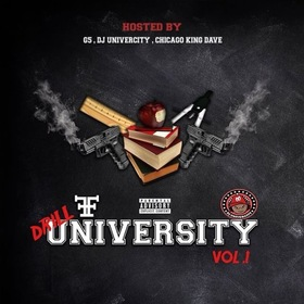 DRILL UNIVERSITY VOL. 1 GvG5 front cover