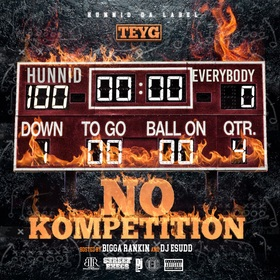 No Kompetition TEYG front cover