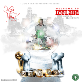 Welcome To IceLand  DJ Shon front cover