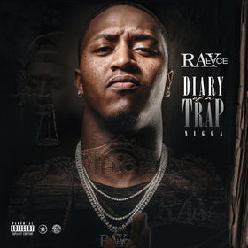 Diary of a Trap Nigga Ray Face front cover