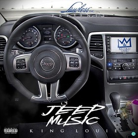 Jeep Music King Louie front cover