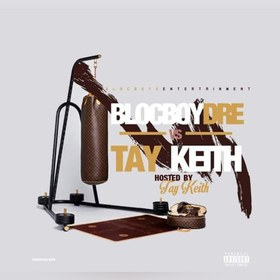 BlocBoy Dre vs. Tay Keith BlocBoy Dre front cover