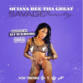 Savage Beauty Quiana Ree front cover