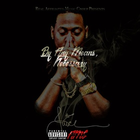 By Any Means Necessary Juice  front cover