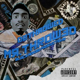 Mr. Throwed D2Throwed front cover