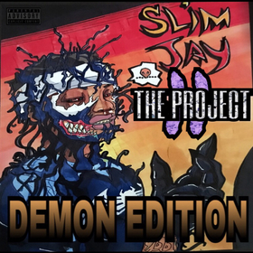 The Project Pt. 2 (Demon Edition) Slim Jay front cover