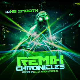 Remix Chronicles DJ HB Smooth front cover