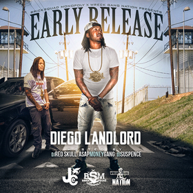 Early Release Diego Landlord front cover