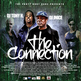 The Connection DJ Tony H front cover